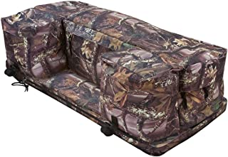 Oak Camouflage ATV Rack Pack Utility Pack with Cushion
