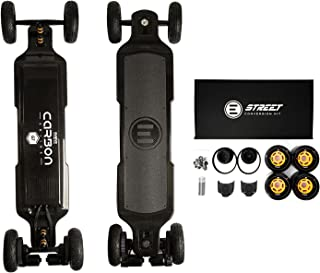 Evolve Skateboards – Carbon GT Series Electric Skateboard (26 MPH Top Speed / 31 Mile Range) – Street, All-Terrain, 2in1 Models
