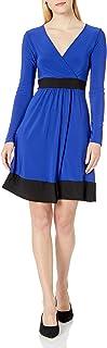 فستان Star Vixen للنساء طويل الأكمام