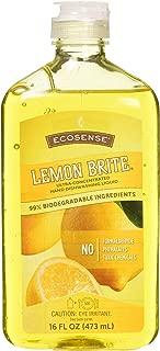 Melaleuca EcoSense Lemon Brite Dishwashing Liquid 16oz - Lemon Scented