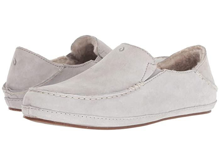 Nohea Slipper  Shoes (Pale Grey) Women's Slippers