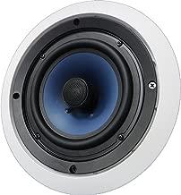 652C Silver Ticket in-Ceiling Speaker with Pivoting Tweeter (6.5 Inch in-Ceiling)