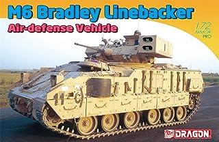 ドラゴン 1/72 アメリカ軍 現用歩兵戦闘車 M6 ブラッドレー ラインバッカー 防空車両 プラモデル DR7624