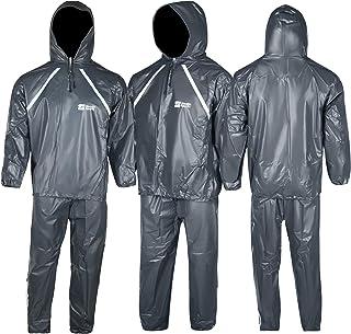 Stealth Sports Sauna Suit for Women & Men – Lightweight 2-Piece EVA Sweat Suit Supports Fat Burn– Waterproof Sauna Suits W...