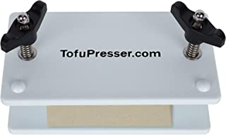 The Original Super Tofu Press by TofuPresser - Sold on Amazon since 2011   The Easiest Way to Remove Water From Your Tofu