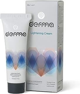 Derma - lightening cream - Body & Face