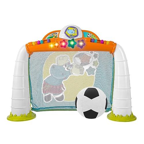 Chicco 5225 - Fit&Fun Gioco, Goal League