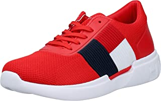 Tommy Hilfiger Lightweight Runner Flag Knit Men's Sneakers