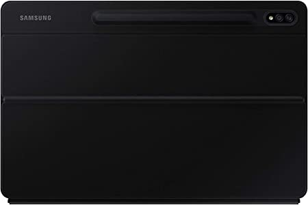 Samsung Galaxy Tab S7 Tastaturabdeckung Schwarz Elektronik