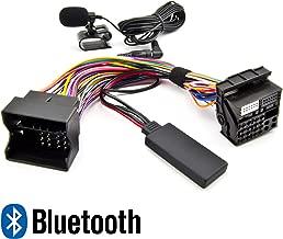 Set di mascherina radio per Ford Focus Mondeo Galaxy Fiesta Cougar Audioproject A194 vano portaoggetti e adattatore radio colore: Nero