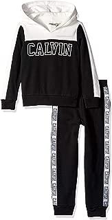 Calvin Klein 女童 2 件套慢跑套装