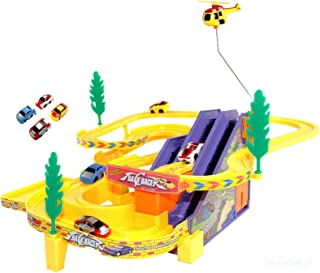 Track Racer Set with Music - Building Toy for Toddlers Kids | Believers Corner