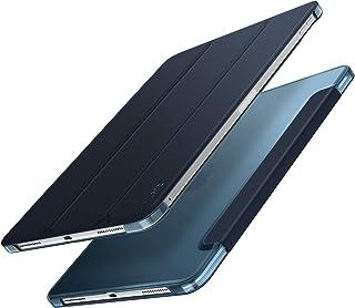 iPad Pro 11 ケース apple pencil 2代対応 Infiland iPad Pro 11 (2018新型)カメラ保護 半透明カバー 三つ折スタンドカバー キズ防止 軽量 薄型 オートスリープ機能 スマートカバー 2018年発売の 新しいiPad Pro 11インチ 対応 ワイヤレス充電