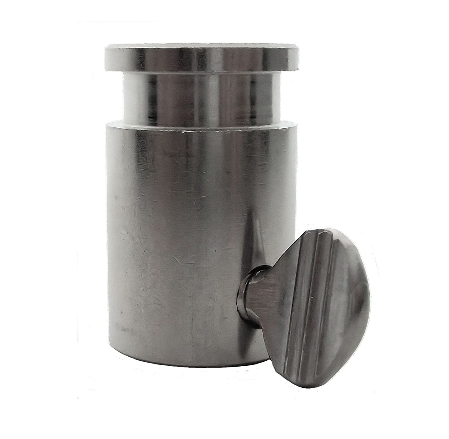 OneGrill Stainless Steel Rotisserie Spit Rod Bushing (Fits: 1/2