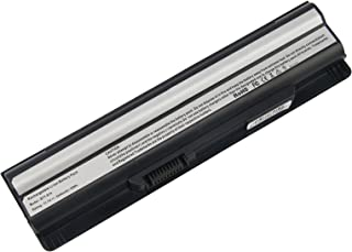 Futurebatt BTY-S14 Laptop Battery for Msi CR41 A6500 CR61 CR650 CR70 CX41 CX61 FX700-012FR GE60 GE60H GE620 GE620DX GE70 GE70H GP60 FR720 FX720 MS-1482 MS-16G1 MS-16G4 MS-16G7 MS-16GA BTY-S15 Notebook