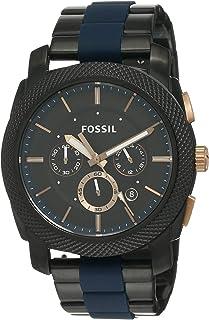 Fossil Chronograph Black Dial Men's Watch - FS5164