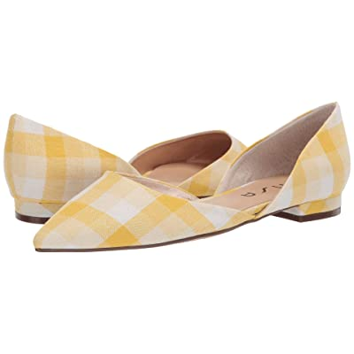Unisa Luriza 2 (Yellow Plaid) Women