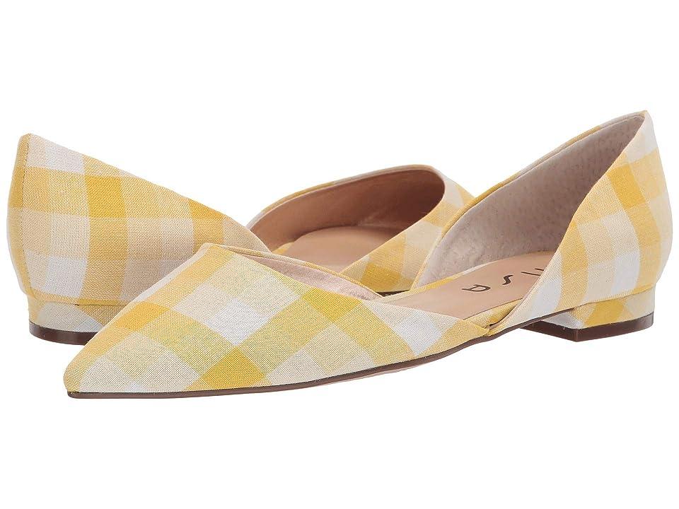 Unisa Luriza 2 (Yellow Plaid) Women