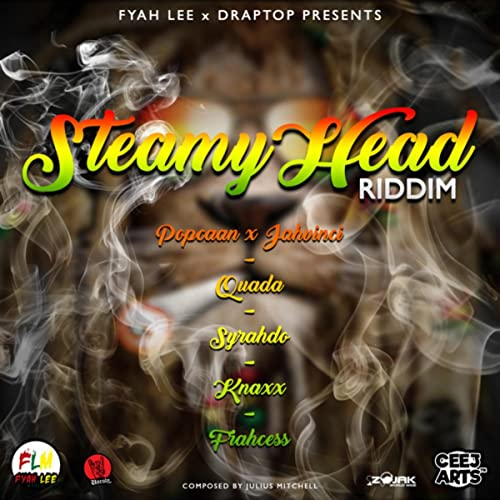 Steamy [Explicit] by Popcaan & Jah Vinci on Amazon Music