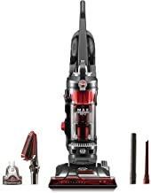 Hoover WindTunnel 3 Max Performance Pet Upright Vacuum Cleaner, UH72625, Red (Renewed)