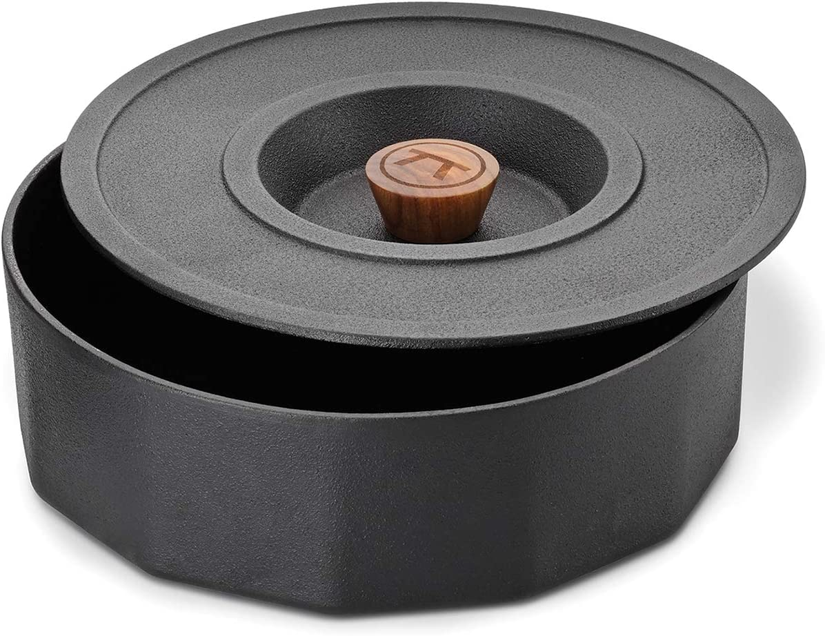 Special price Outset Cast Iron Multi-Purpose Pot Pancake Tortilla and Animer price revision Warmer