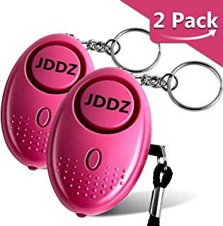 140dB Safe sound Personal Alarm Self-defense Keychain Emergency Siren Song KH Personal Security Alarms