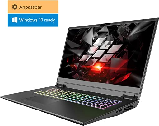 Gaming Laptop Kiebel Taifun 17 3Zoll 43 9cm Gamer Notebook nVidia GeForce RTX 2060 6GB i7 8750H 6x2 2GHz w hlbar bis 64GB DDR4 bis 2TB SSD Laptop zusammenstellen Konfigurator 185282 Schätzpreis : 1.699,00 €