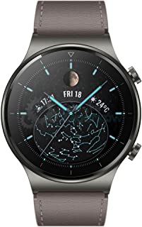 HUAWEI WATCH GT 2 Pro Smartwatch, 1.39'' AMOLED HD Touchscreen, 2-Week Battery Life, GPS and GLONASS, SpO2, 100+ Workout M...