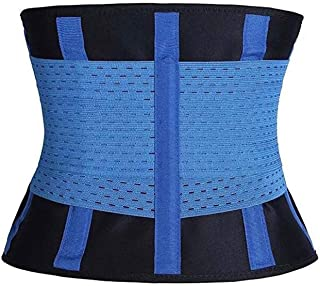 Fitness Belt Xtreme Power Thermo Hot Body Shaper Waist Trainer Trimmer Corset Waist Belt Wrap