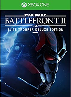 Star Wars Battlefront II: Elite Trooper Deluxe Edition for Xbox One rated T - Teen