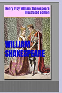 Henry V by William Shakespeare illustrated edition