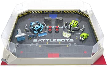 HEXBUG BattleBots Arena Pro - Build Your Own Battle Bot with Arena Game Board and Accessories - Remote Controlled Toy for Kids - Batteries Included with Hex Bug Set