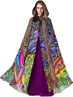 psychedelic cape