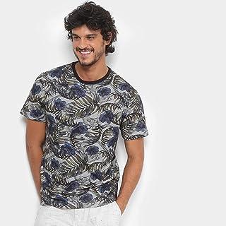 Camiseta Mcd Especial Full Tropical Bones Masculina