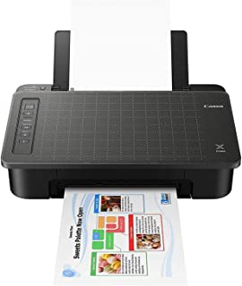 Canon Pixma TS307 Single Function Wireless Inkjet Colour Printer (Black)