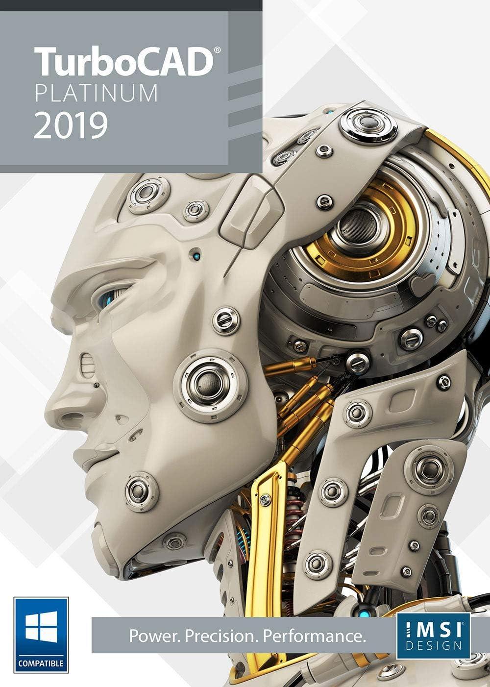TurboCAD 2019 Platinum Download PC Free Max 63% OFF shipping New