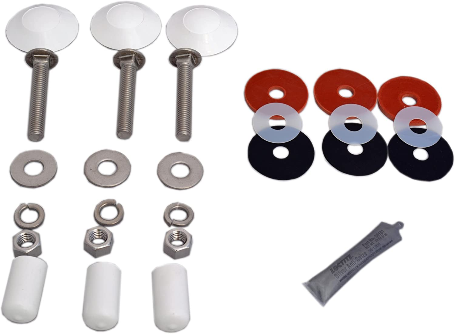 Inter-Fab Clearance SALE Limited time Duro-Spring Diving Bombing free shipping Board Mounting Kit
