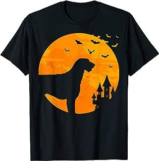 Irish Wolfhound Tee Scary Halloween T Shirt