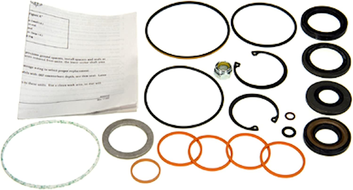 Edelmann 8771 Power Steering Low price Gear Kit Box Major Seal Complete Free Shipping