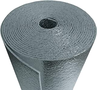 US Energy Products 16inch Rafter Staple Tab Reflective Foam Insulation Shield, Heat Shield, Thermal Insulation Shield 16