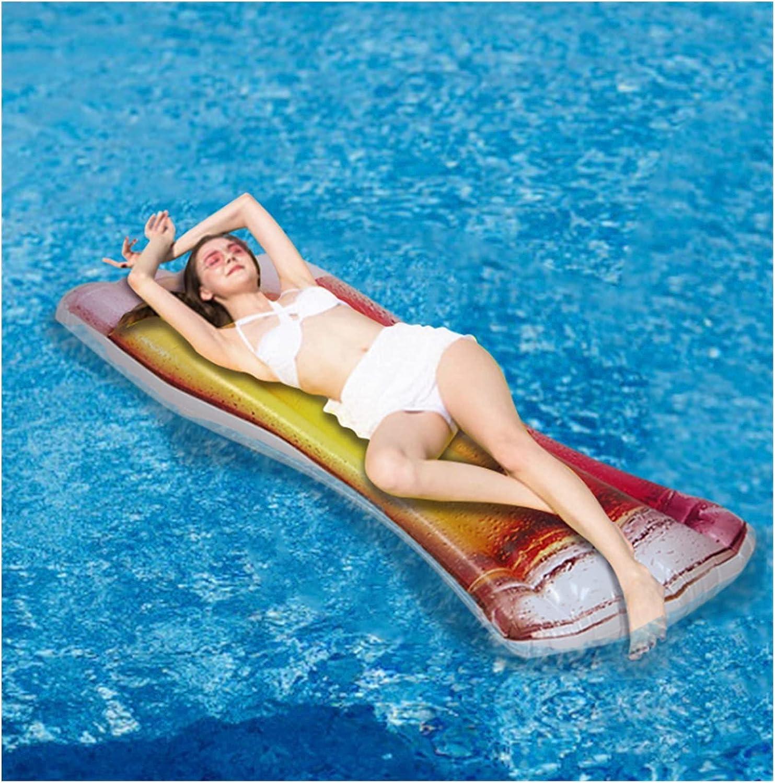 Max 42% wholesale OFF FUNAISI Inflatable Beer Mug Pool Fun Swim Floaties Float