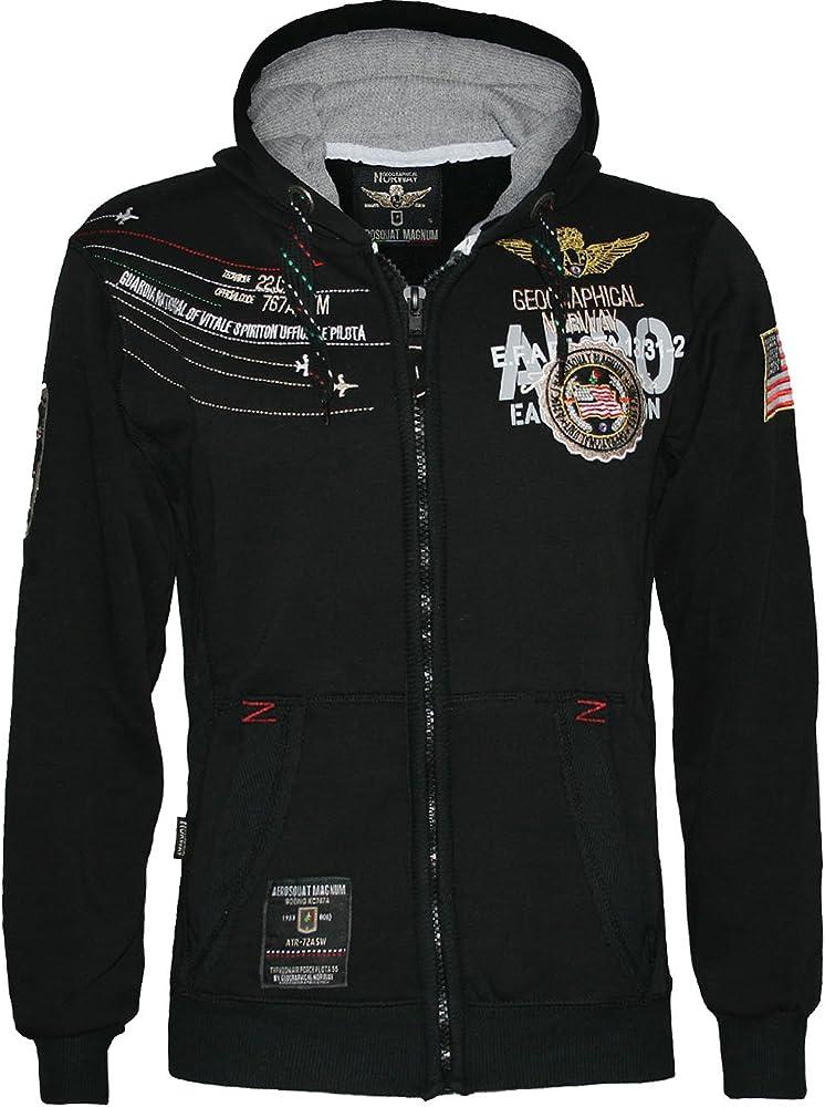 Geographical norway designer hoodie, felpa con cappuccio per uomo,80% cotone 20% poliestere 26024_82154