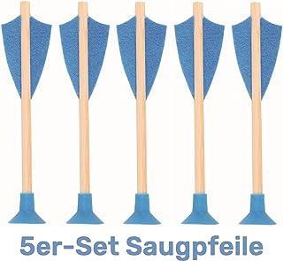 Spielzeugmanufaktur VAH 玩具工厂 VAH 稳定儿童蝴蝶结带 3 个吸盘箭头 - 德国制造