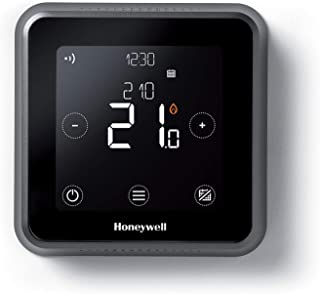 Honeywell Home Y6R910WF6042 Termostato programable Inteligente WiFi cableado T6, Montaje en Pared