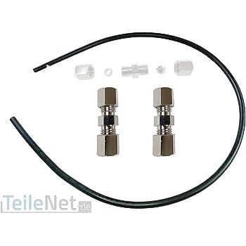 1 Meter Bremsleitung Bremsrohr ATE Stahl 4,75 mm PKW Bremsleitung Reparatur