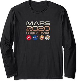 Mission Persévérance de Mars Rover 2020 Manche Longue