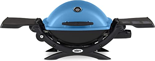 Weber, Blue 51080001 Q1200 Liquid Propane Grill