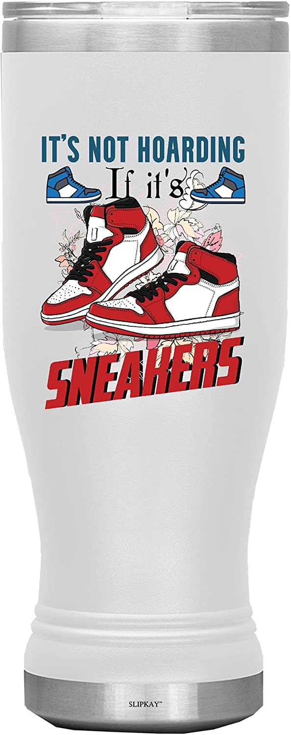 Its Ranking TOP9 Not Hoarding If Sneakers Boho White Tumbler 20oz Factory outlet