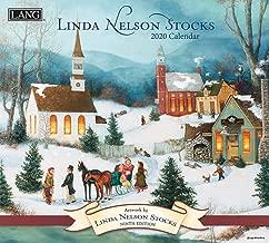 The LANG Companies Linda Nelson Stocks 2020 Wall Calendar (20991001924)