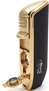 Tripple Torch Cigar Lighter – with Built in Cigar Punch
